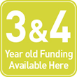 3 and 4 year old funding explained